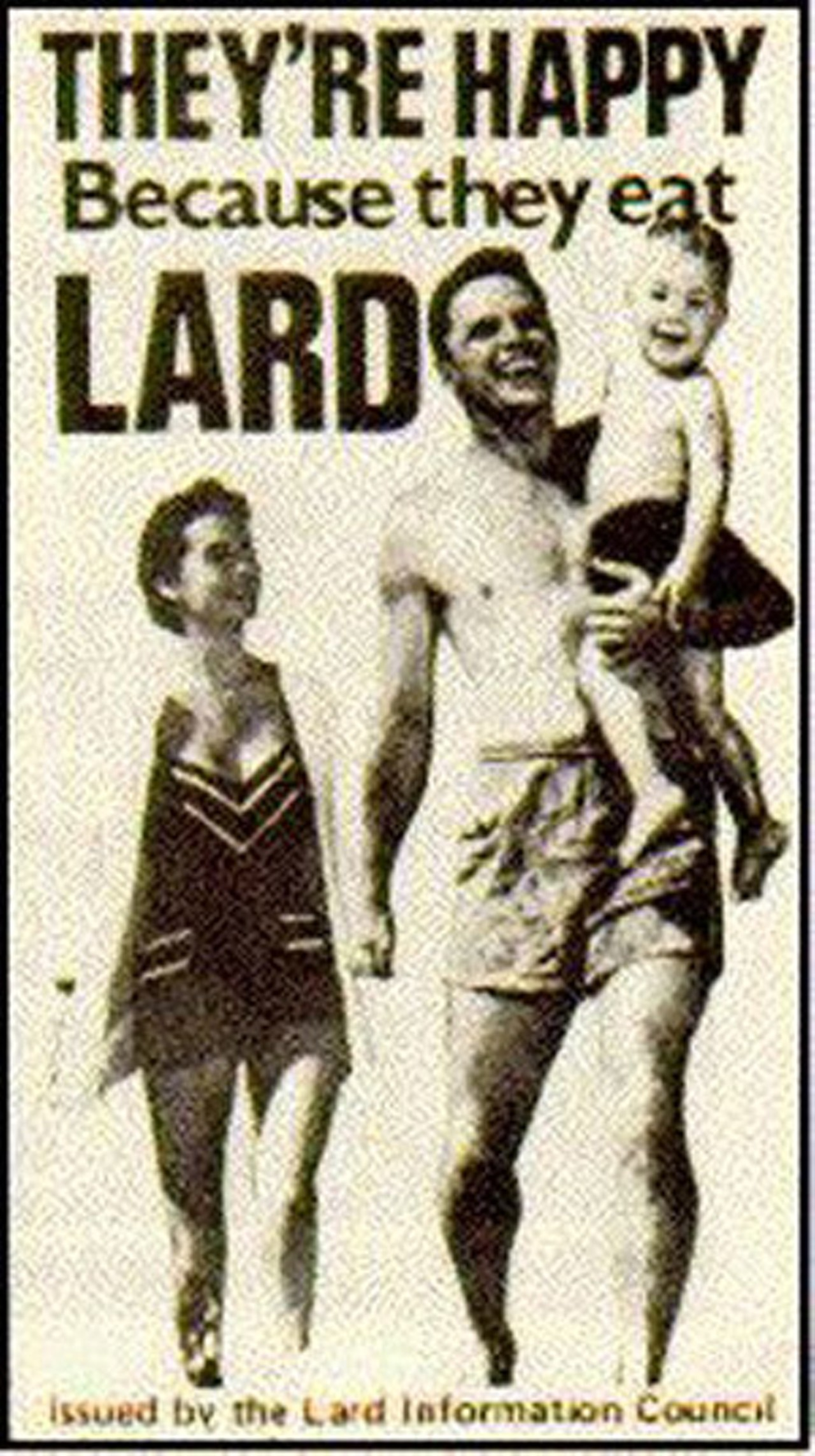 How to eat lard 56