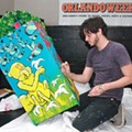 Rock the Box: Orlando Weekly's second annual street box painting party