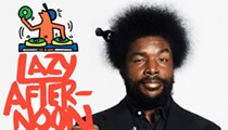 Lazy Afternoon discusses the details of Questlove's residency