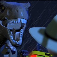 'LEGO Jurassic World' roars onto consoles!