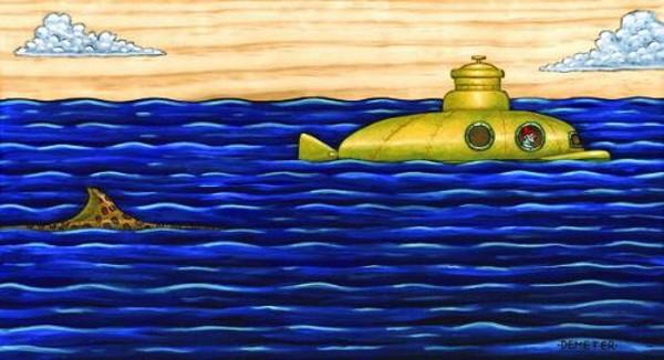 'Life Aquatic-Prologue' by Brian Demeter
