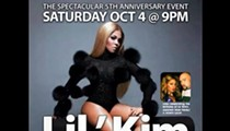Lil' Kim stands up her gays at Manor Pride event