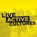 Live Active Cultures: Space Shuttle Atlantis is now open