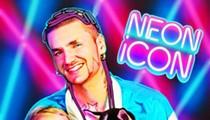 Major league beat construction props up Riff Raff's 'Neon Icon'