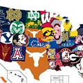 MAP: What's the most-hated college football program in the state of Florida?