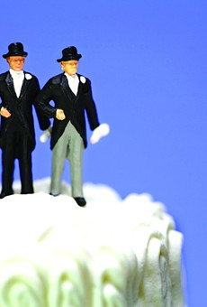 Marriage equality finally comes to Florida