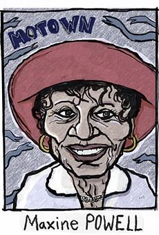 Maxine Powell: May 30, 1915-Oct. 14, 2013