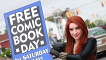 May 4 is Free Comic Book Day!