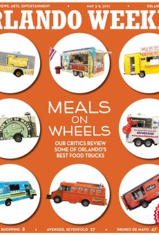 Meals on Wheels: Our critics review Orlando's best food trucks