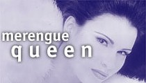 Merengue queen hits pop-music scene