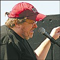 Michael Moore in town and Banned Books Week