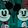 "Mickey and Minnie Mouse in new short, ""Bad Ear Day"""