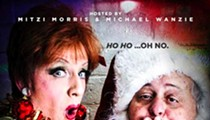 Mitzi Morris and Michael Wanzie host Merry Fringein' Christmas