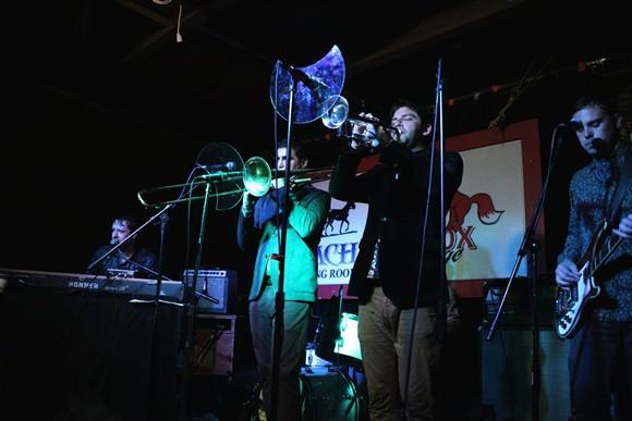 Monophonics at the Grand Collab (Will's Pub) - SANDRA QUINLAN