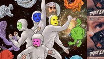 Moonmen From Mars debut new EP, plus screen 'They Live' and lure you with free pizza