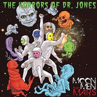 Moonmen From Mars merge concept, levity and punk rock