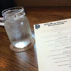 More menu.