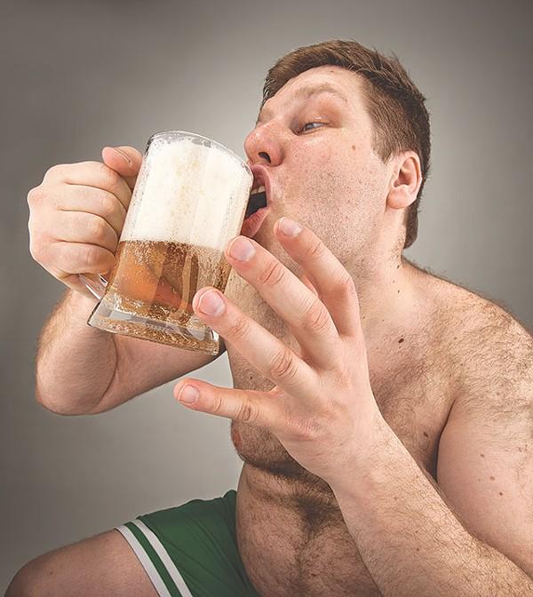 Как сделать что муж не пил пиво 650