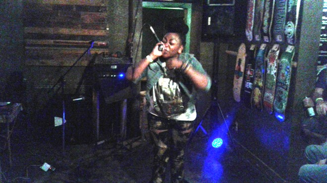 MoZaic at the Lil Collab (Lil Indies)