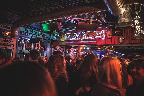 Nashville Music Venue Tin Roof Expands And Opens On I