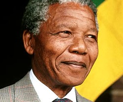 Nelson Mandela remembers what you did in the 1980s.