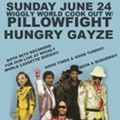 New Concert Announcements [Weezer, Fiona Apple, ALAK Block Party, Lindsey Buckingham, SFS Mustard Seed Benefit, and oh so much more]