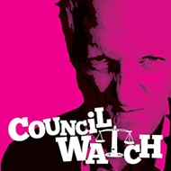 COUNCIL WATCH: Paying attention to city government so you don't have to