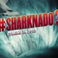 Sharknado filming at Universal Orlando theme parks