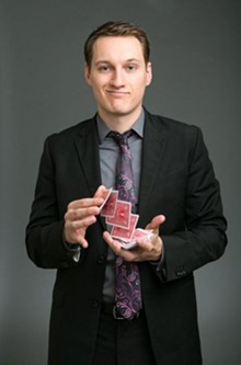 Nick Paul: Impossible Feats - of Fake Magic