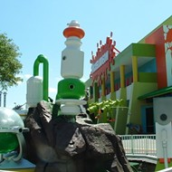 Location Matters: the unmarked tomb of Nickelodeon Studios