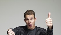 No offense: Comedy Central's Daniel Tosh brings his June Gloom Tour to Bob Carr