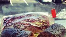 Nosh Pit: Artichoke Red's Dillos