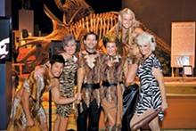 Nov. 3. Neanderthal Ball, Orlando Science Center