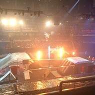 Video: Nuclear Cowboyz opening night at Amway Center