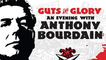 On sale this week: Anthony Bourdain at Hard Rock Live!