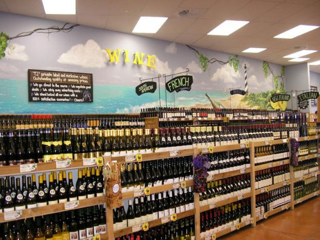 One thing we can all agree on: TJ's cheap wine is, indeed, cheap.