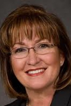 Orange County Mayor Teresa Jacobs defends against criticism of her stance on domestic-parnership registry