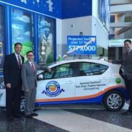 Orange County Property Appraiser's office unveils new Prius fleet