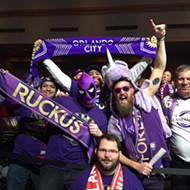 Orlando City Soccer fans out in force at Philadelphia super draft event (watch the livestream)