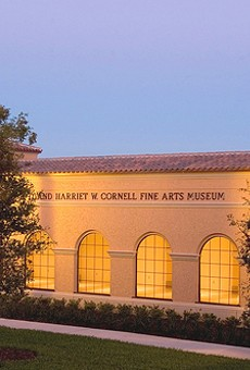 Orlando gets love, part 2: New York Times namedrops Cornell Fine Arts Museum