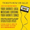 Orlando Mixtape concert to benefit Page 15, Urban ReThink and Burrow Press