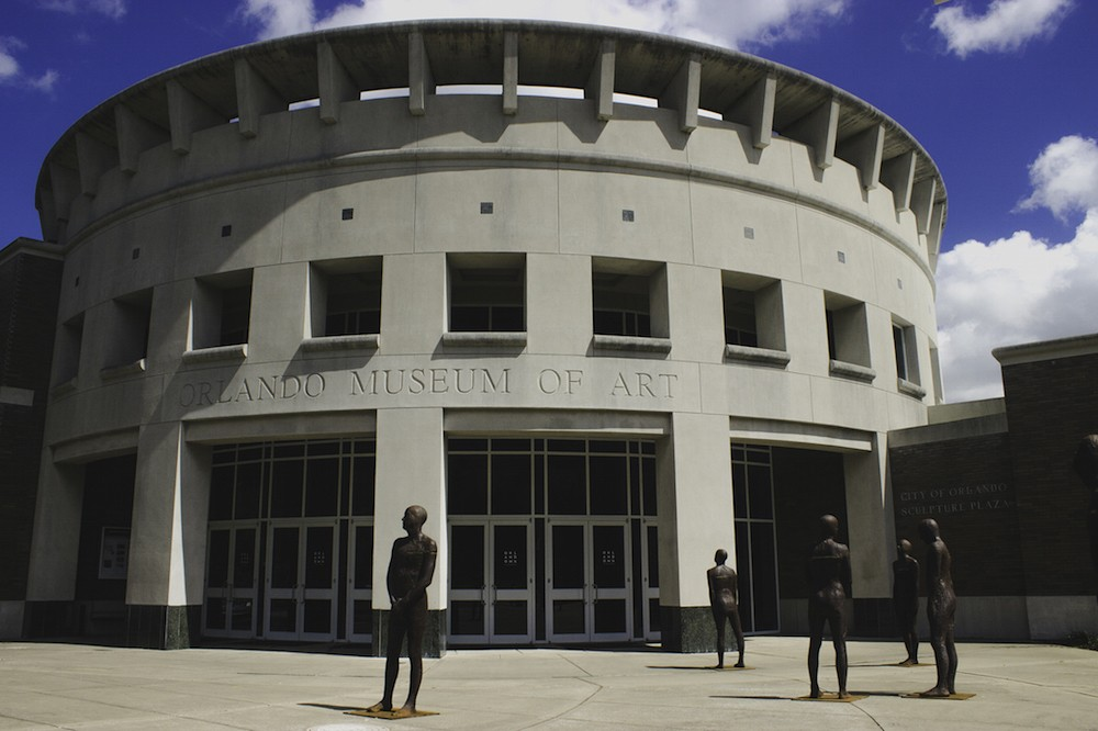 Orlando Museum of Art now hosts two Fringe venues. - PHOTO BY CHRISTOPHER KEITH GARCIA