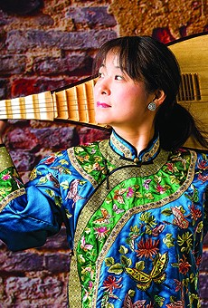 Orlando Phil music director finalist aims to impress with virtuoso Wu Man
