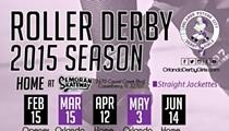 Orlando Psycho City Derby Girls announce dates for 2015 season