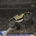 Orlando resident Bari Musawwir drives to forefront of Monster Jam