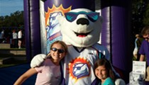 Orlando Solar Bears host their first home game at Amway Center