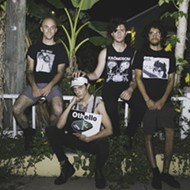 Orlando's False Punk creates a sonic cosmos that swirls around their black hole frontman