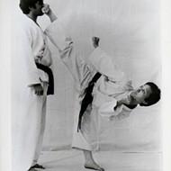 Orlando's Grandmaster Y.K. Kim just wanted to make a good taekwondo movie