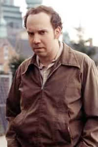 Paul Giamatti, brilliant sad sack.