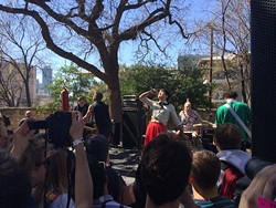 Perfect Pussy at SXSW 2014